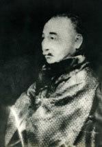 Motobu Choyu sensei