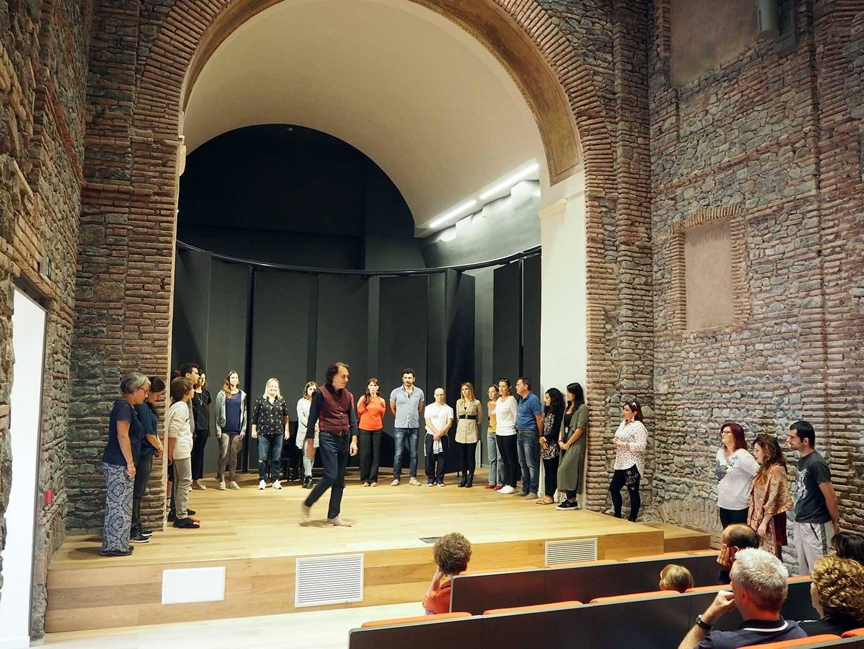 corso di teatro ai castelli romani