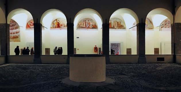 Chiostro casa delle culture e della musica - corso di teatro Velletri