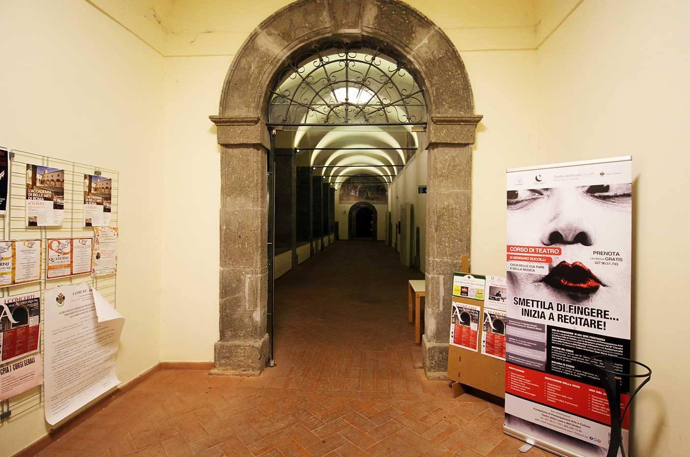 corso di recitazione castelli romani