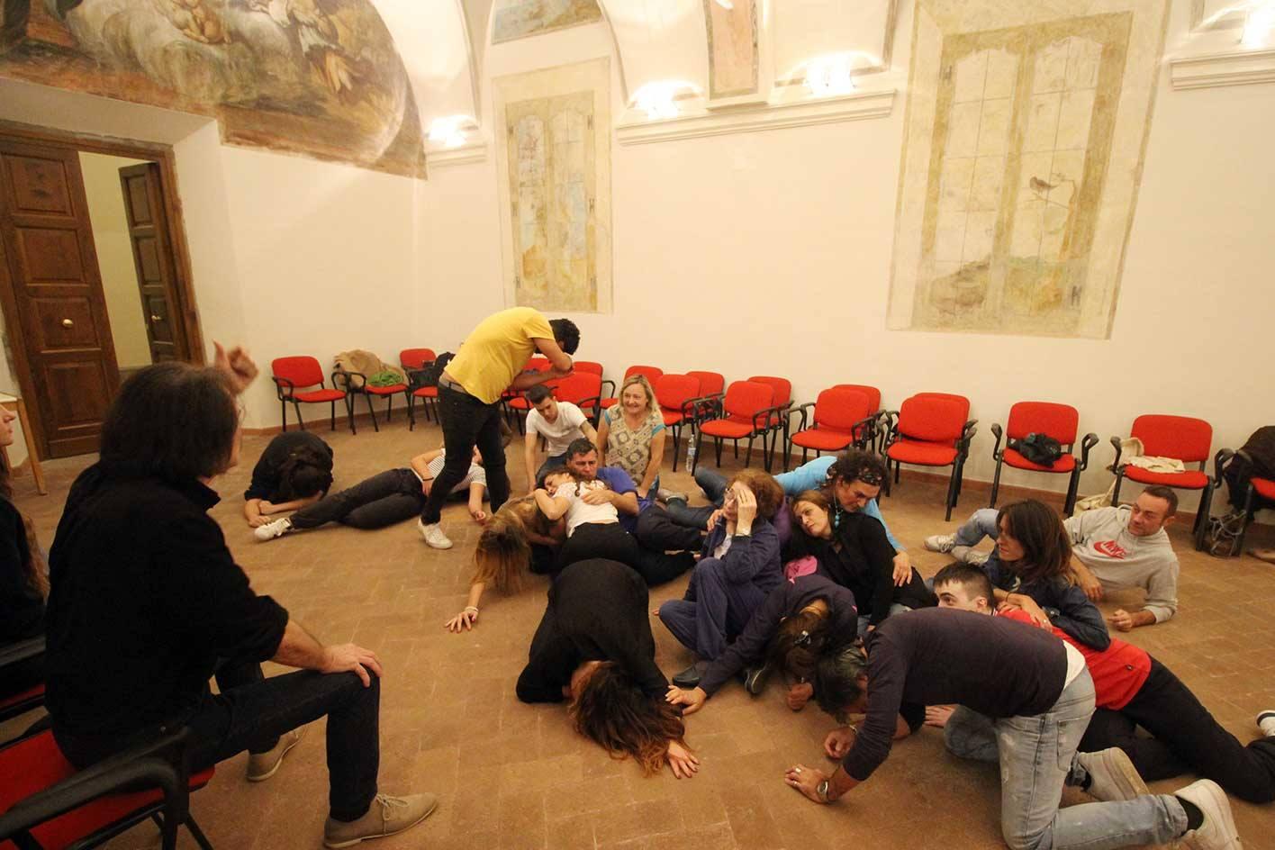 scuola di teatro velletri