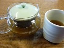 ホットで暖まるのがマテ茶!
