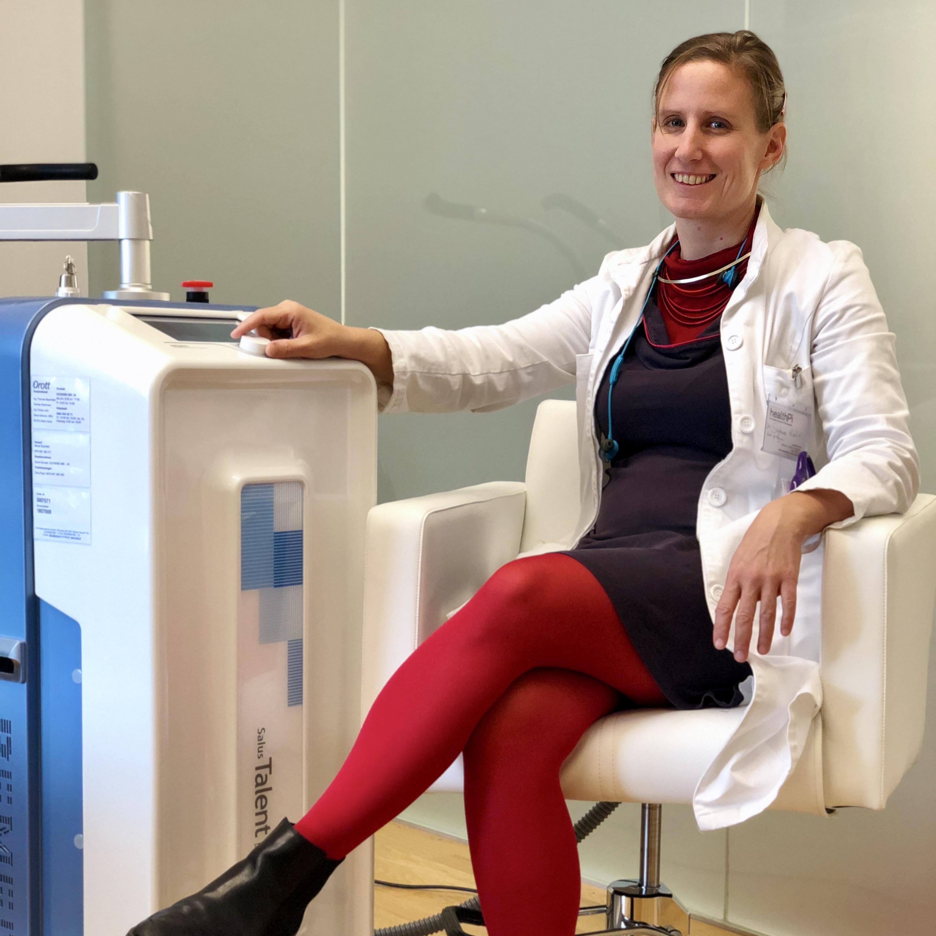 Dr. Stephanie Kail, Ärztin für Allgemeinmedizin