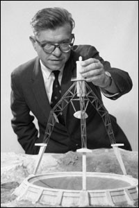 Sir Fred Hoyle (1915-2001)