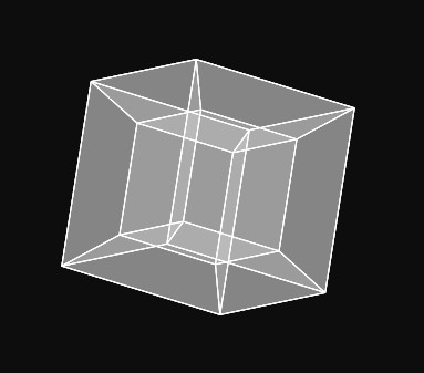 Tesseract ou Hypercube