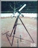 Lunette 60mm équatoriale