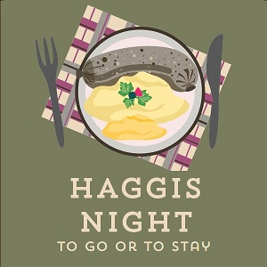 """Mittwoch-HAGGIS-to-go"" am 1. September"