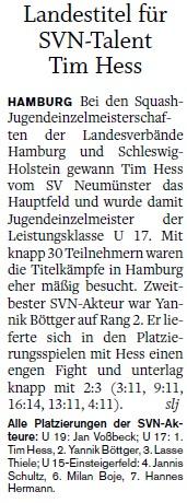 Holsteinischer Courier, 10.04.2012