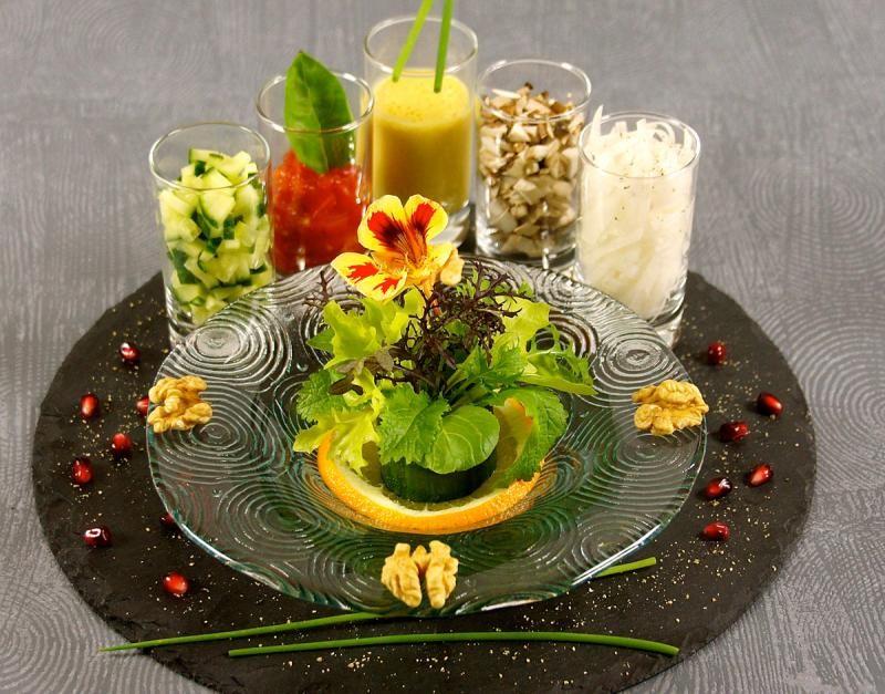 Compassionate Food .... Symphonien aus guten Zutaten