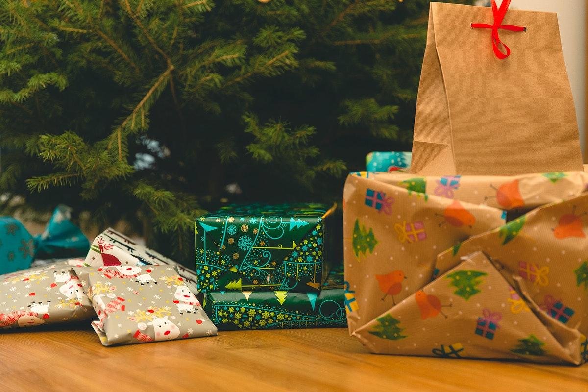 Lieferungen zu Weihnachten