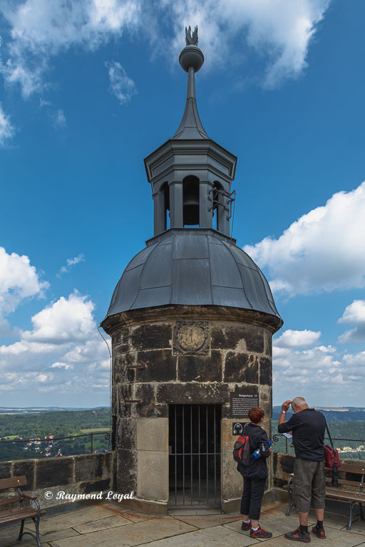 koenigstein fortress seiger tower