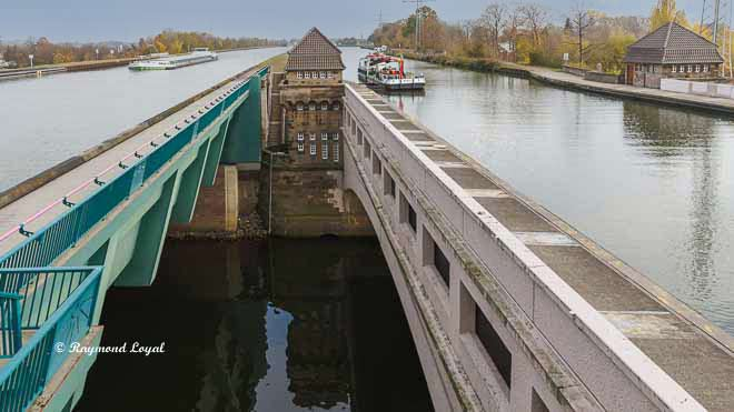 waterways crossing minden