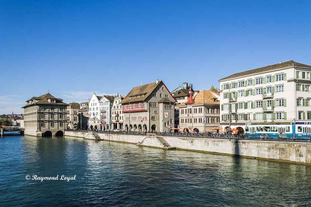 zurich old town image
