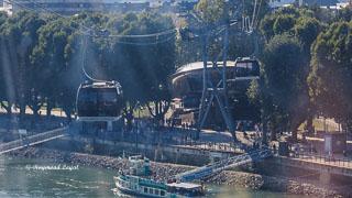 cable car river rhine koblenz
