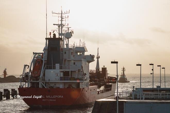 nord-ostsee-kanal schleuse brunsbuettel