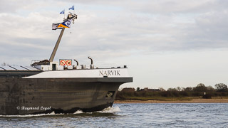 binnenschiff frachtschiff ms narvik