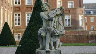schloss nordkirchen skulptur nordgarten