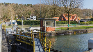 schleuse bergeshoevede dortmund-ems-kanal