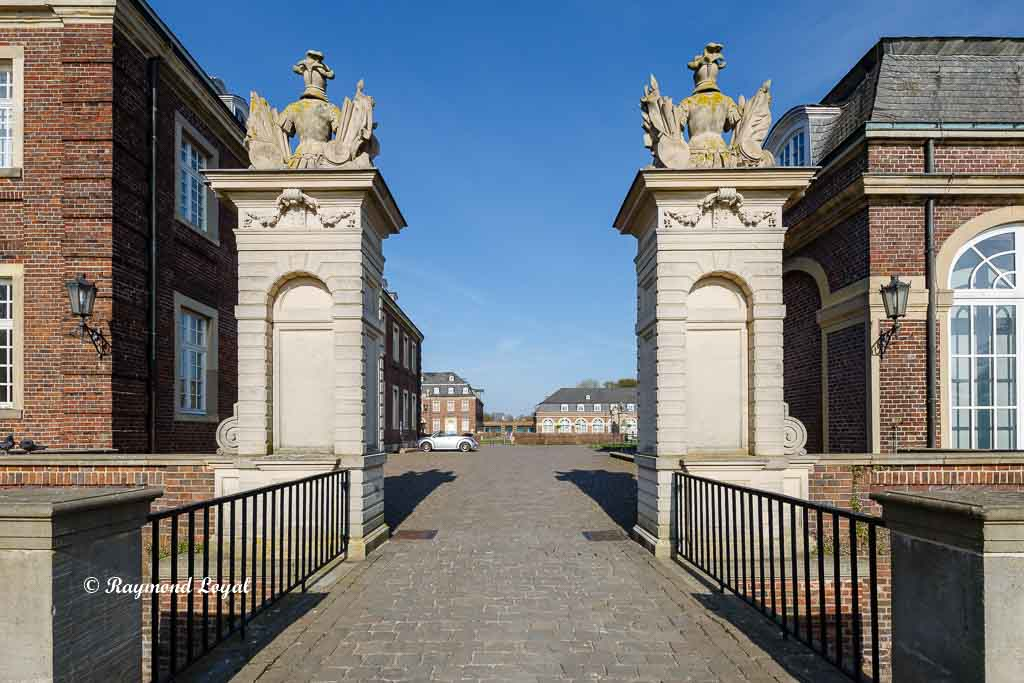 nordkirchen palace - mars gate
