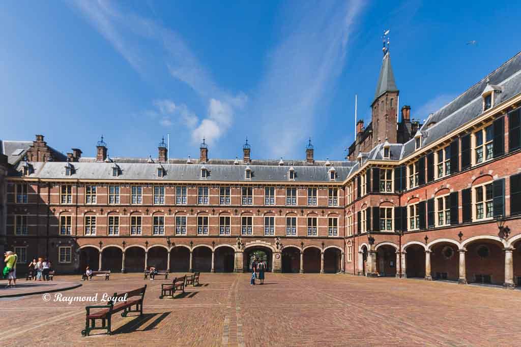 den haag binnenhof niederlande