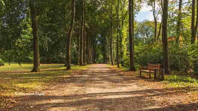 schloss wasserburg anholt park