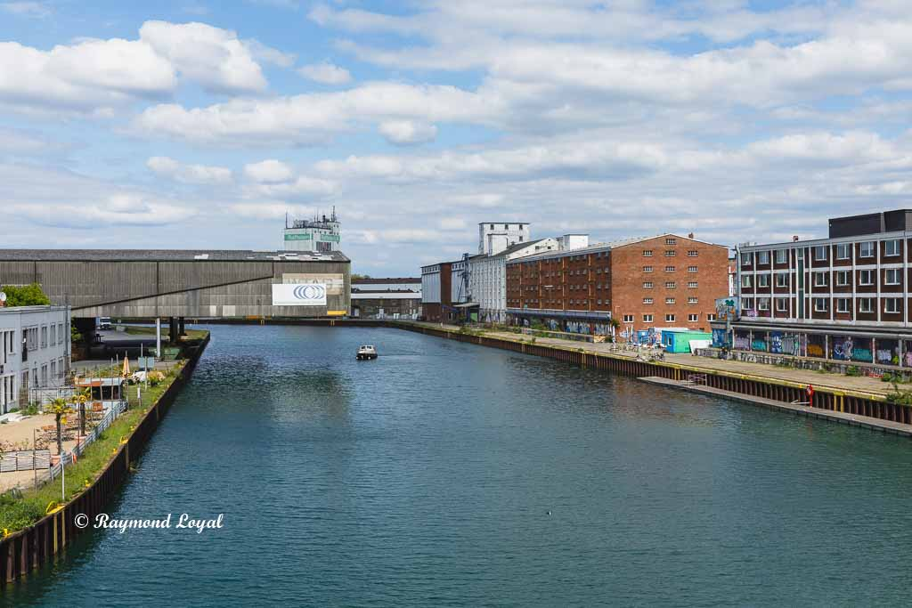 city harbour dortmund