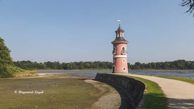 leuchtturm jagdschloss moritzburg