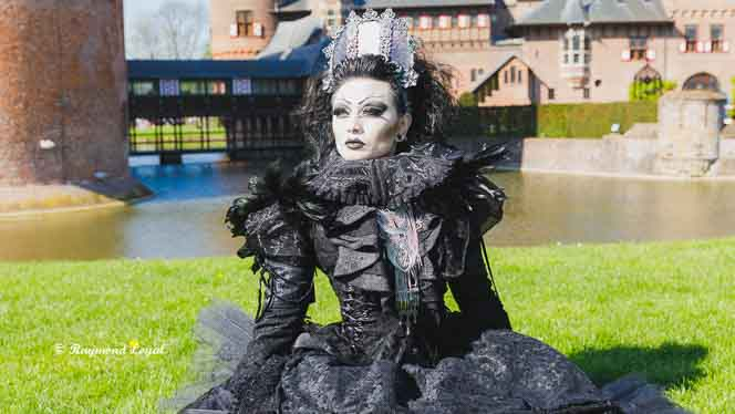gothic fotografie haarzuilen niederlande