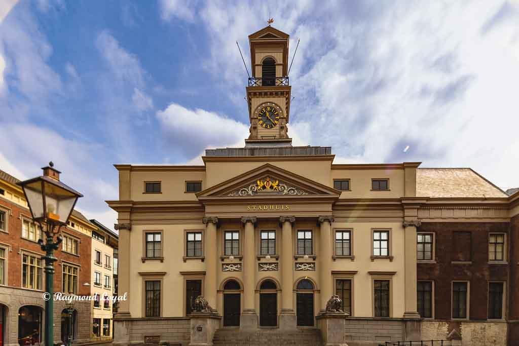 dordrecht city hall