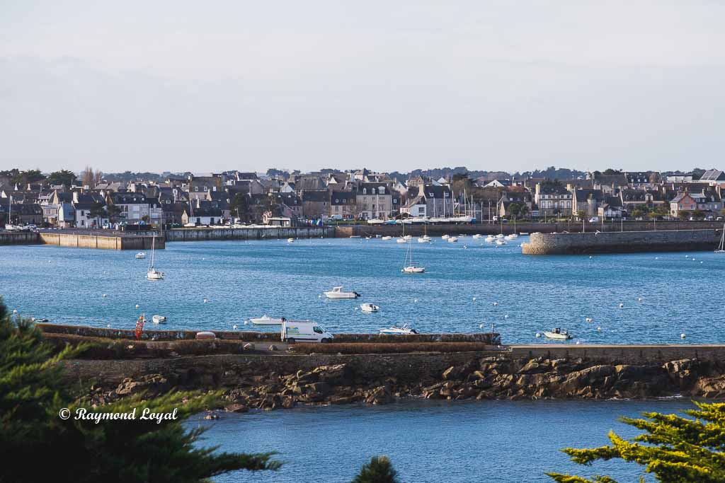 rosscoff finistere france