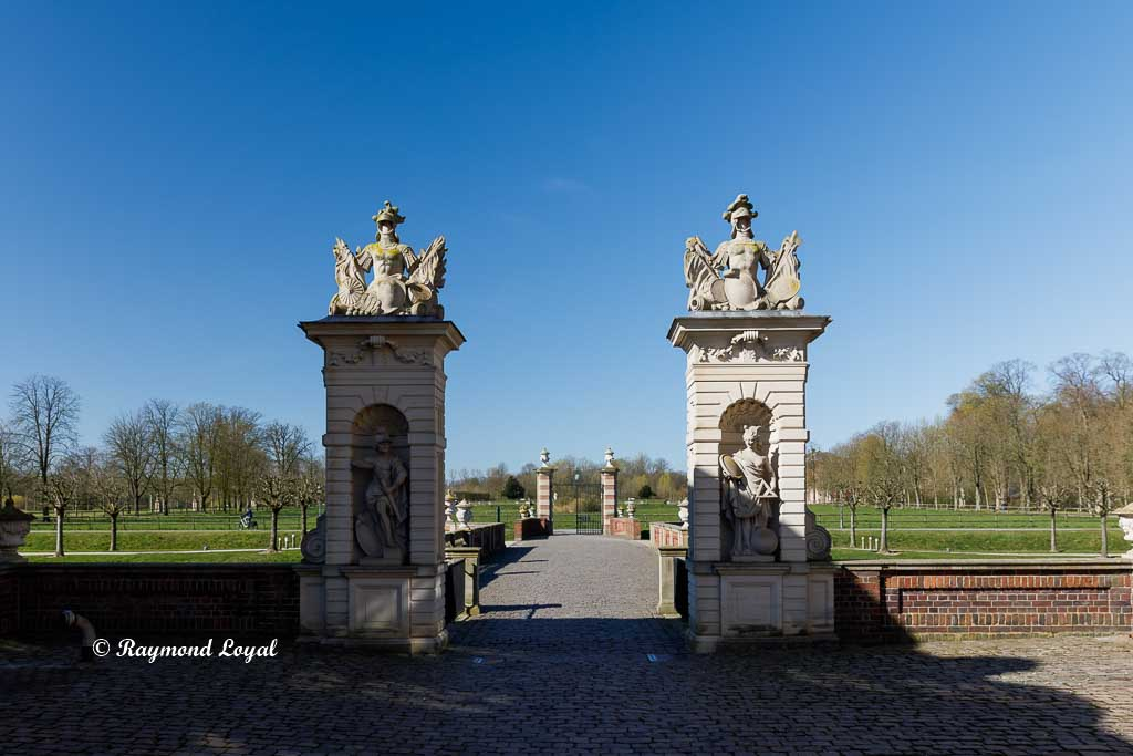 nordkirchen palace mars gate