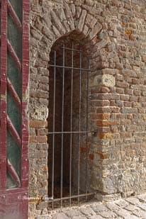 burg linn toranlage vorburg