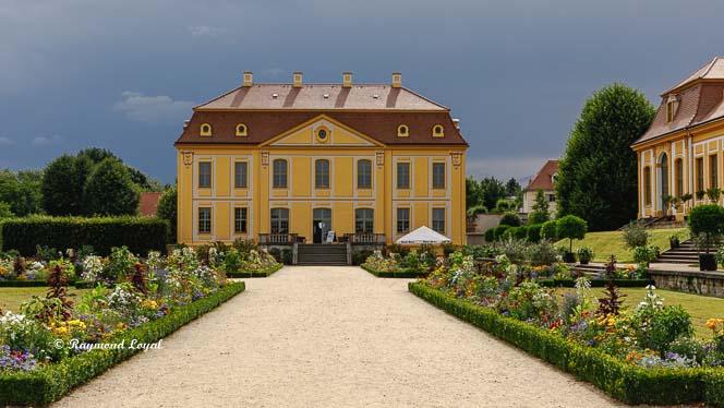 schlossgarten gross sedlitz sachsen friedrichschloesschen obere orangerie