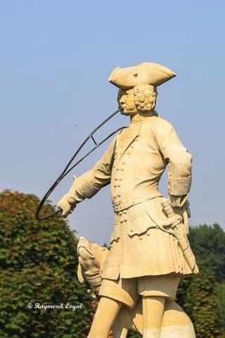 schloss moritzburg skulptur