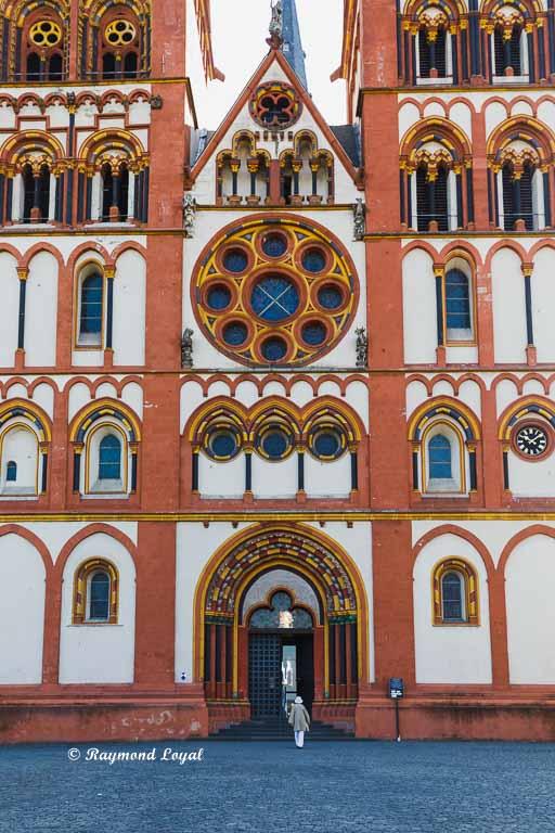 limburger dom facade