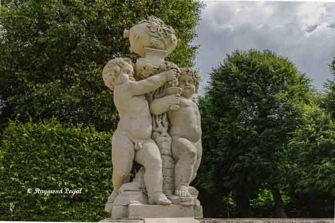 barockgarten grosssedlitz putten