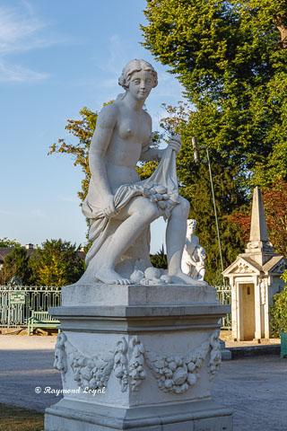 schloss benrath skulptur pomona
