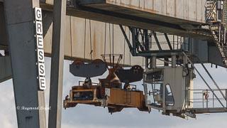 decete terminal duisport containerbruecke