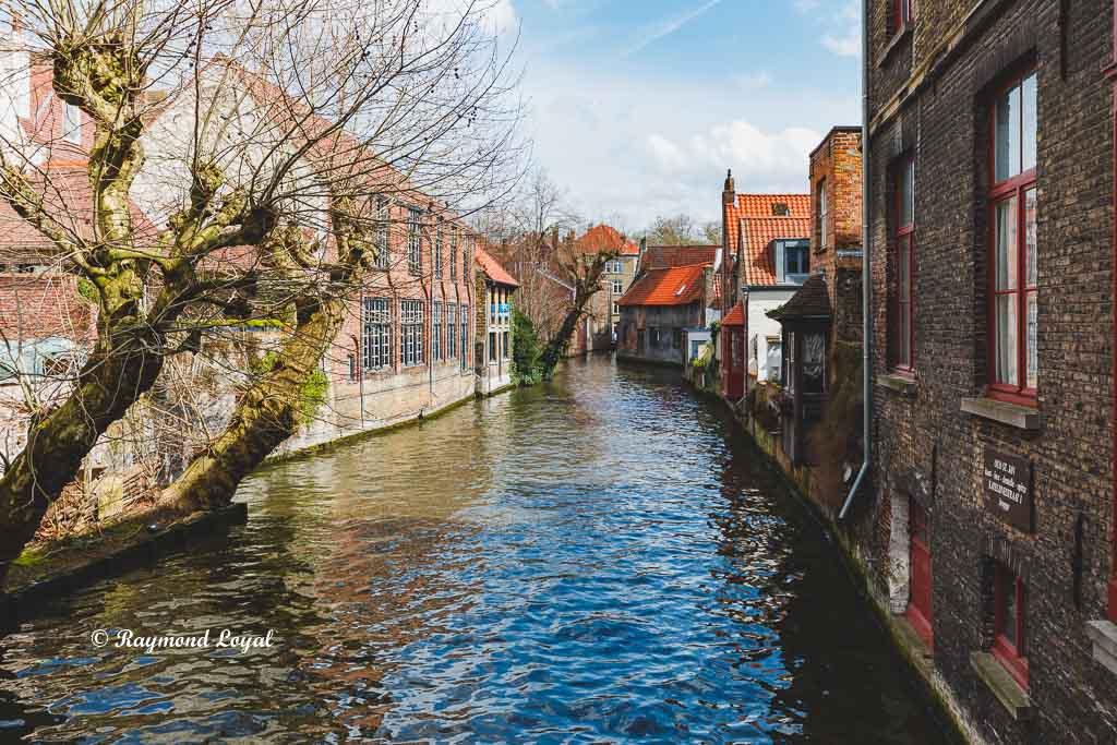 bruges belgium old town