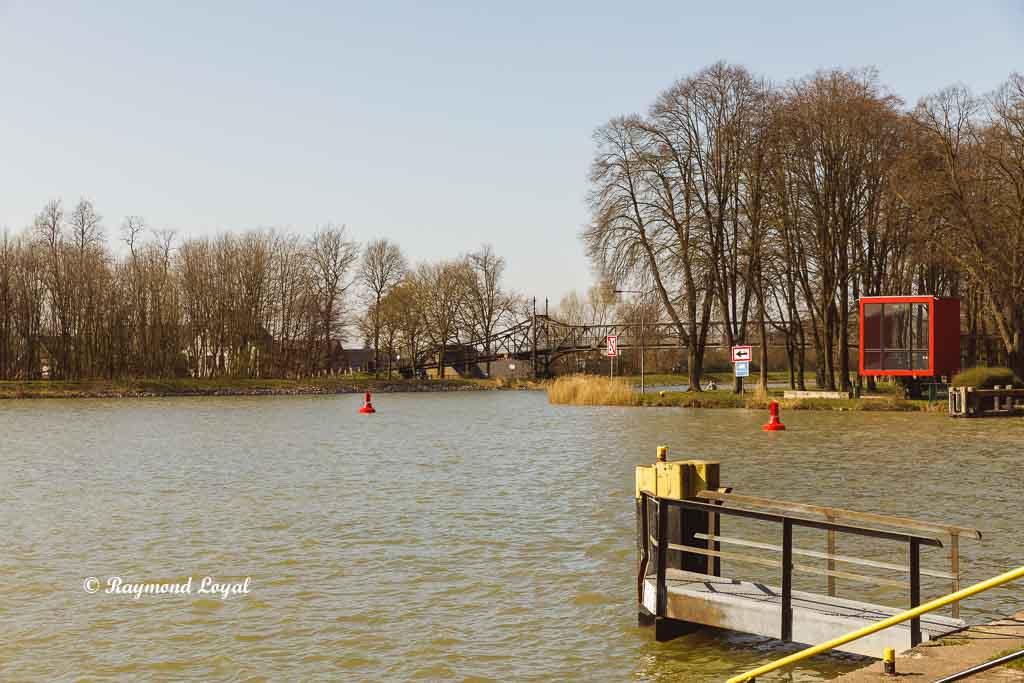 dortmund ems canal wet triangle