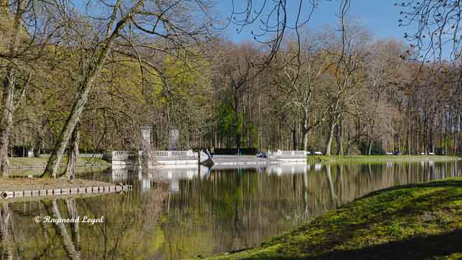 schloss nordkirchen wassertreppe nordpark