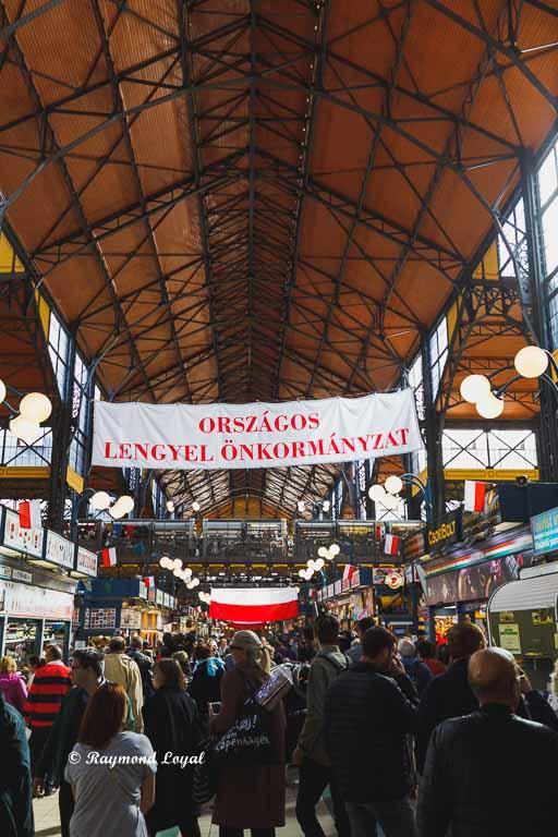 budapest market hall