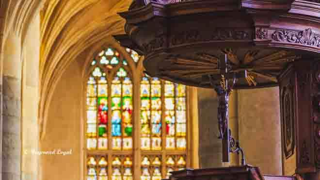 sint christoffelkathedraal roermond kirche kruzifix kanzel fenster