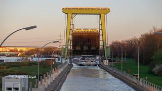 friedrichfeld locks wesel datteln canal