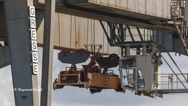duisport containerbruecke decete terminal