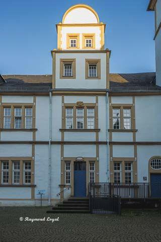 neuhaus castle hosue kerssenbrock