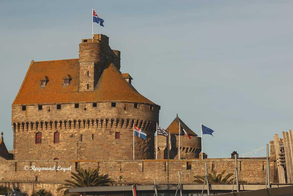 saint malo fortress porte saint-vincent