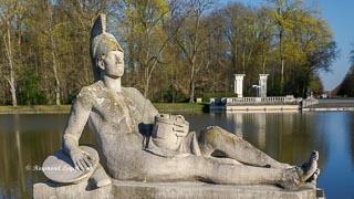 schloss nordkirchen skulptur