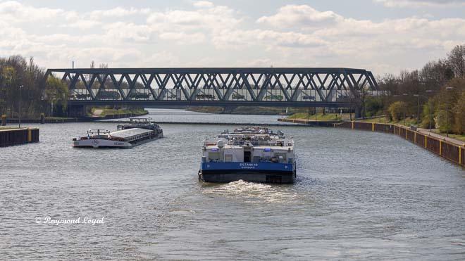 rhein-herne-kanal oberhausen