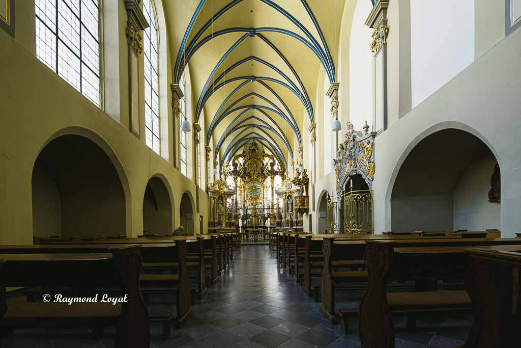 augustusburg palace chapel